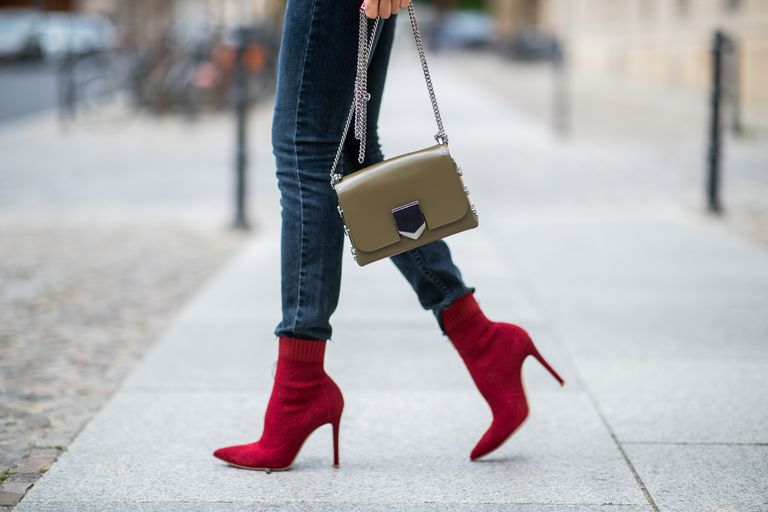 How to Wear Ankle Boots and Jea