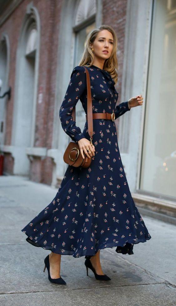 floral floral dress suitable