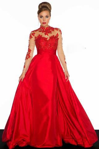 silk flowing floor length dress