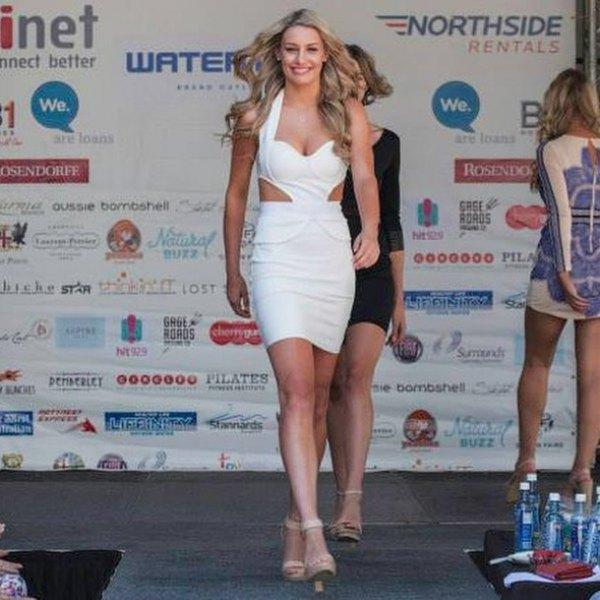 white cutout mini bandage dress with open toe heels