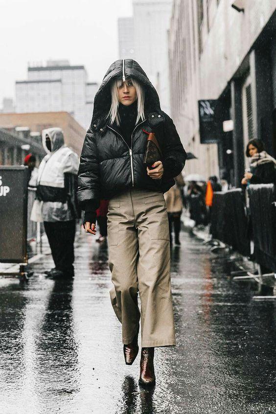 cropped wide leg trouser buffer