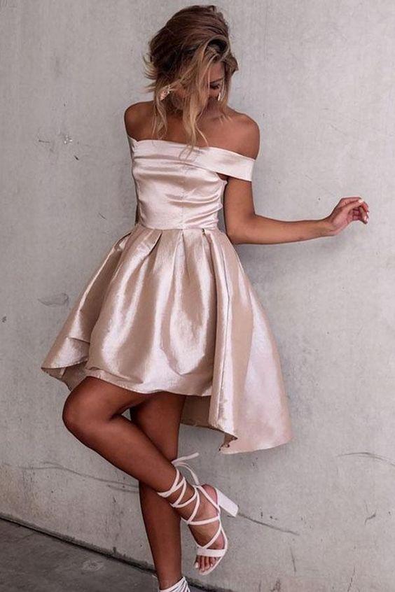 high low dress dress soft pink