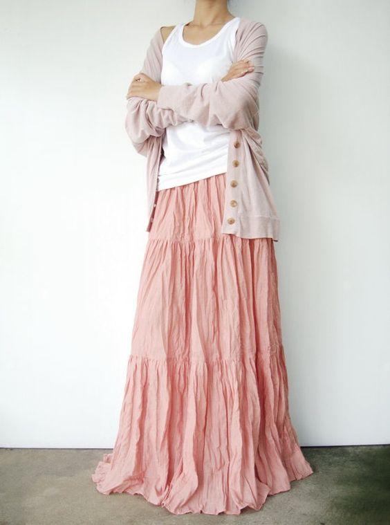 tassel dress pastel
