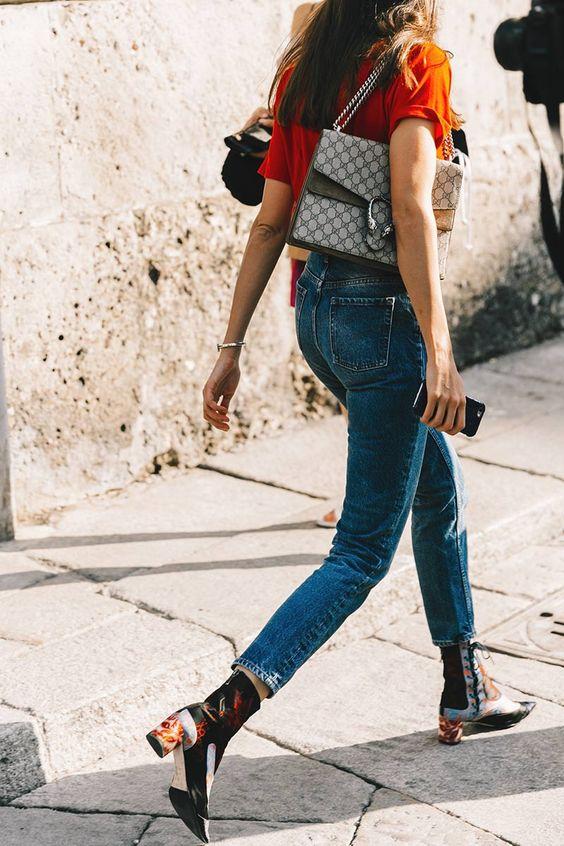 leather shoulder bag dionysus