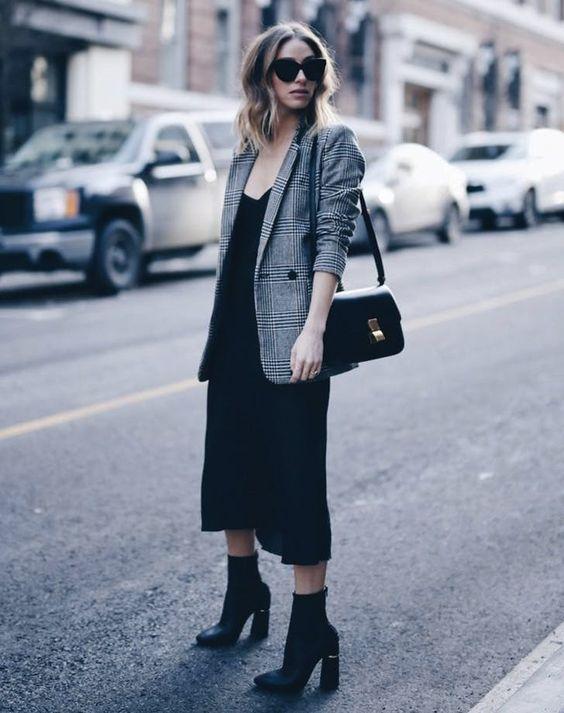 leather shoulder bag checkered