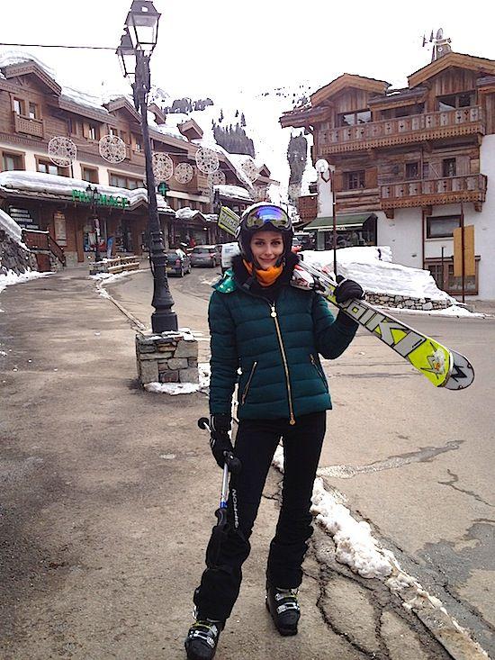 ski pants olivia palermo