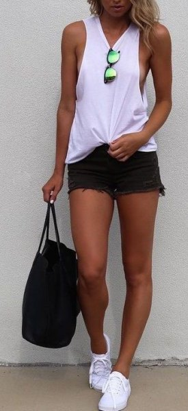 white tank shoes