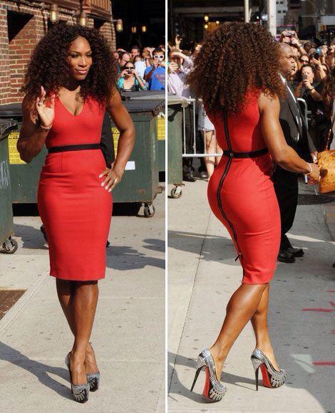 back zipper dress red black combo