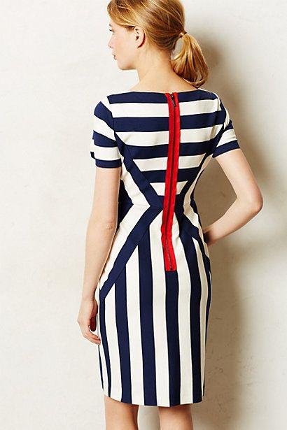 back zipper stripes