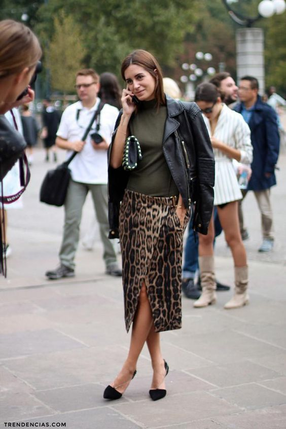 leopard print dress basics