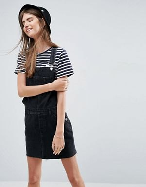 black and white striped tee equipment