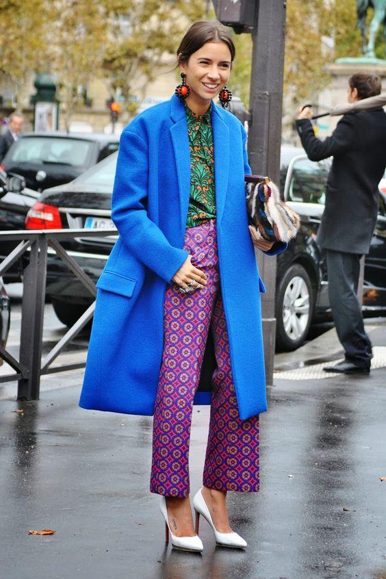 purple pants pajamas style