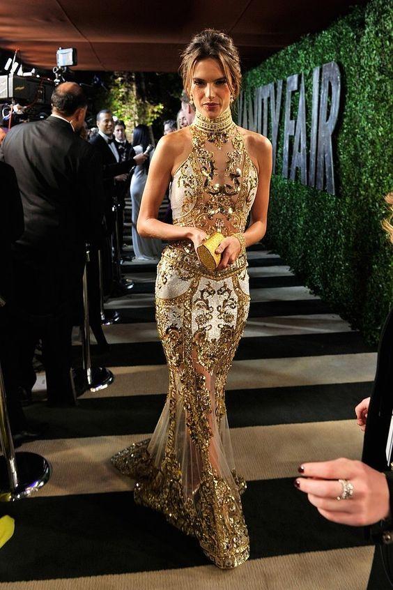gold sparkling dress pure
