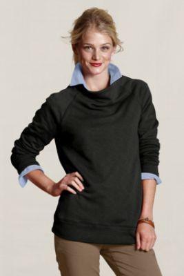 button-down sweater bearing button down