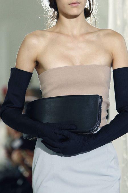 long black gloves evening dress