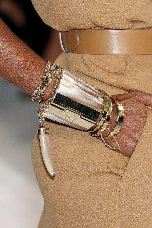 silver cuff bracelet africa inspired