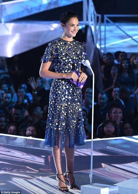 blue sparkly dress crazy gadget