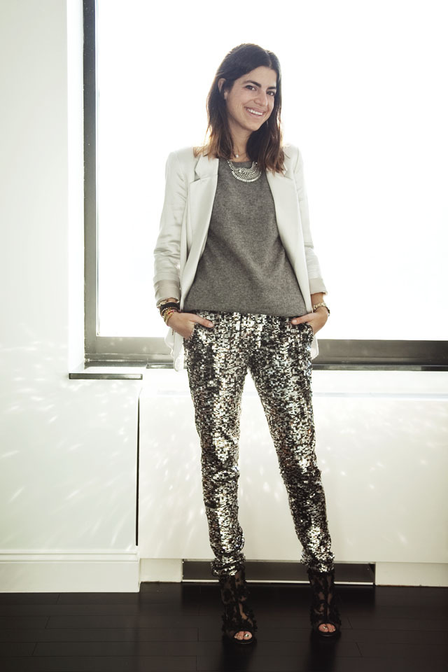 sequin gray sweater with sequins