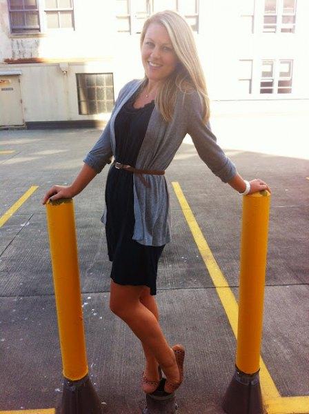 black lace dress brown heels