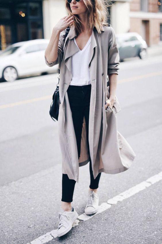shower jacket minimal