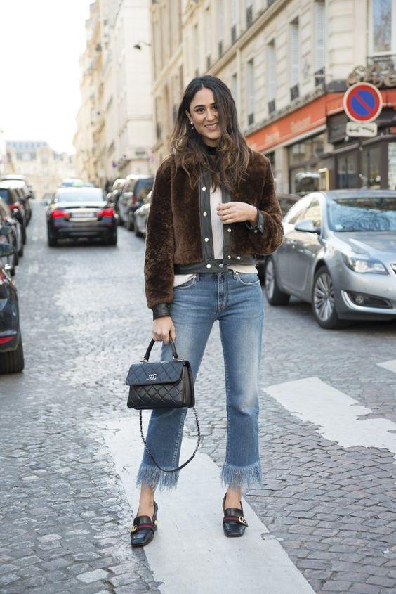 short jacket shear coat