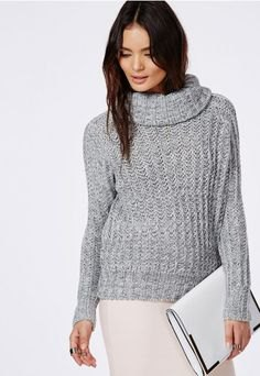 turtleneck knitted sweater white pencil skirt