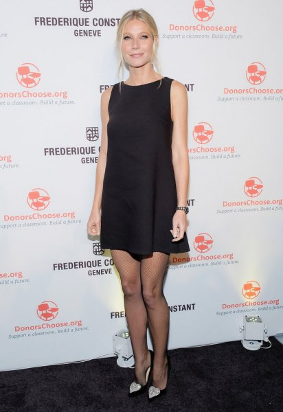 wear with black sleeveless dress