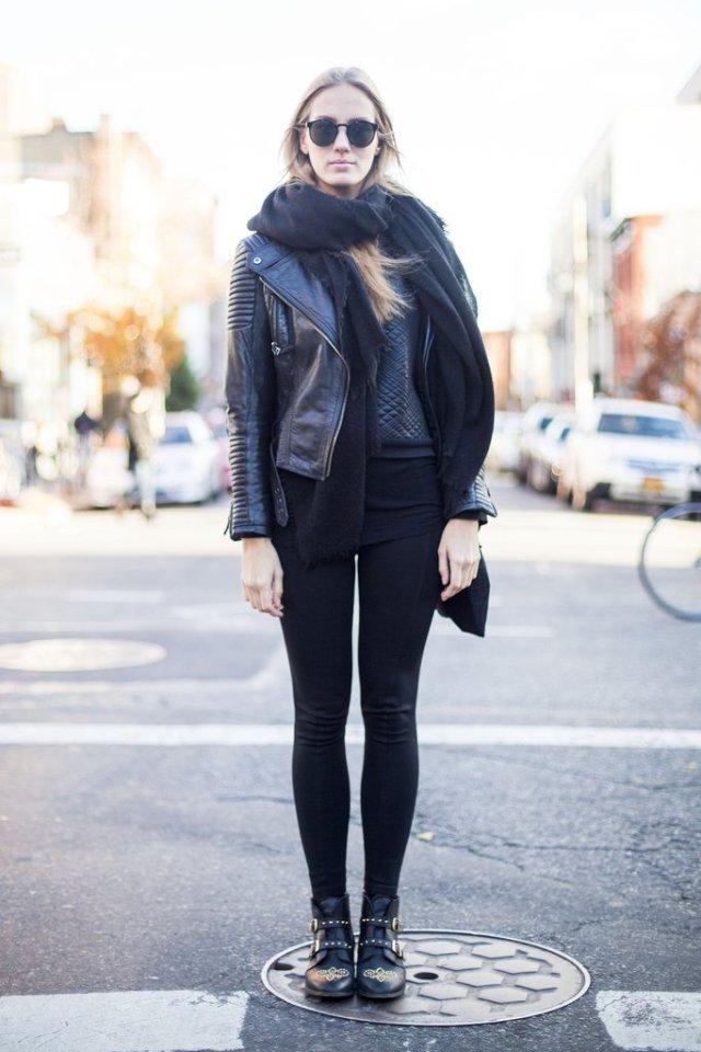 leggings for work leather