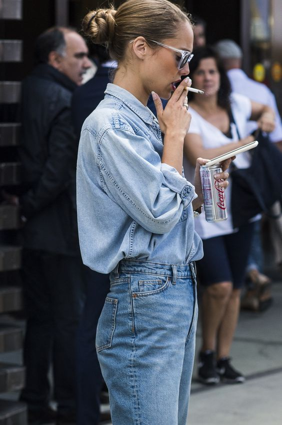 denim on denim classic