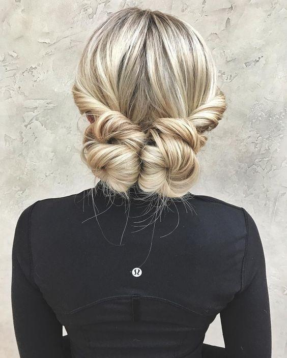 double braids hair interview