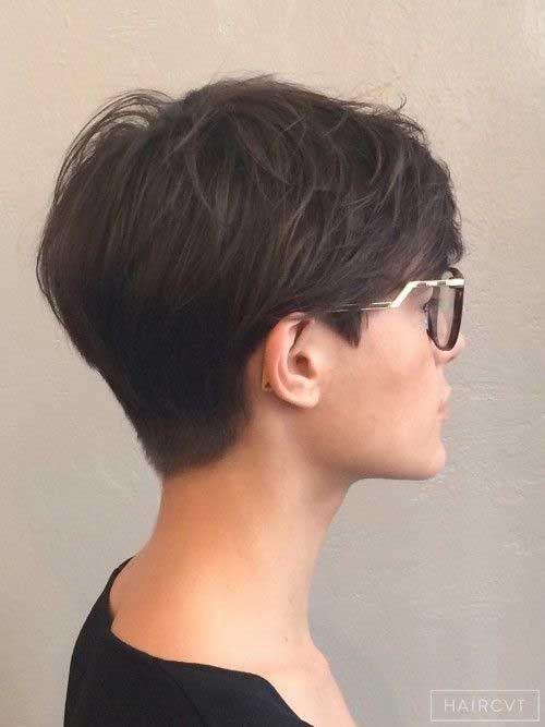 pixie short hair interview