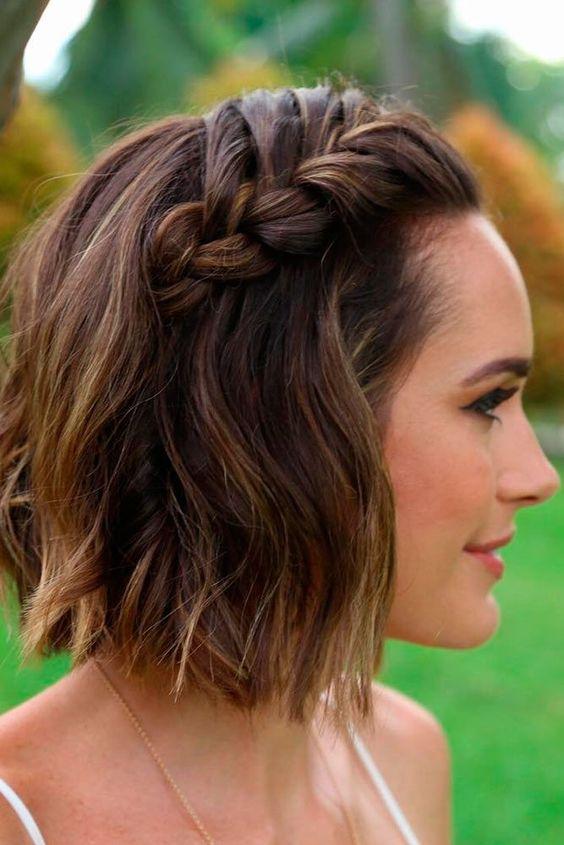 braided ribbon hair interview