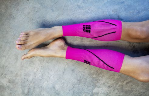 runner compression stockings