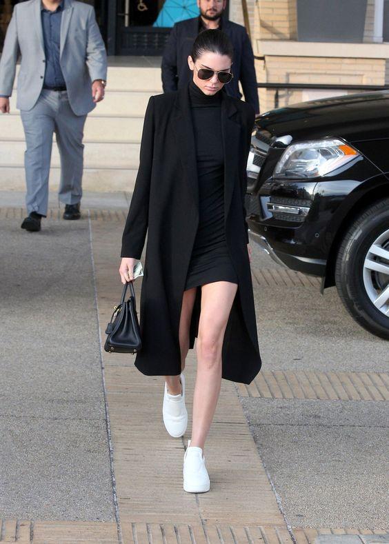 long dress black bodycon dress