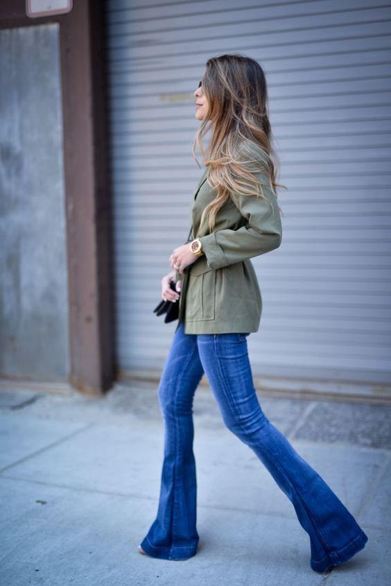 parka bell bell jeans