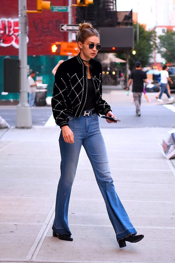 jacket bell bell jeans