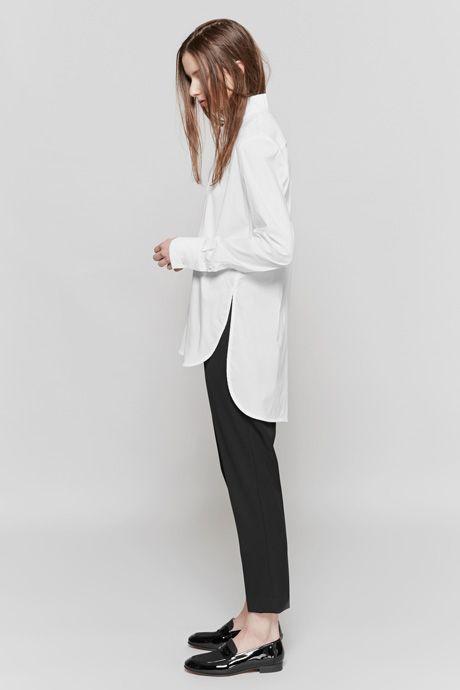 minimal chic black and white