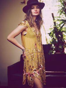 garden party dress vintage