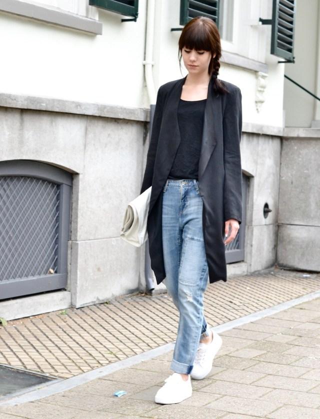 lovely dress jacket for long skirt