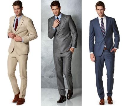 Summer costumes for men