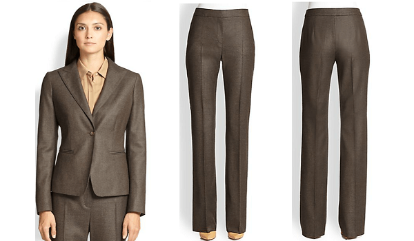 Brown women's clothing for women
