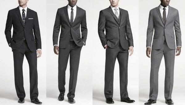 Men's clothing for interviews for men