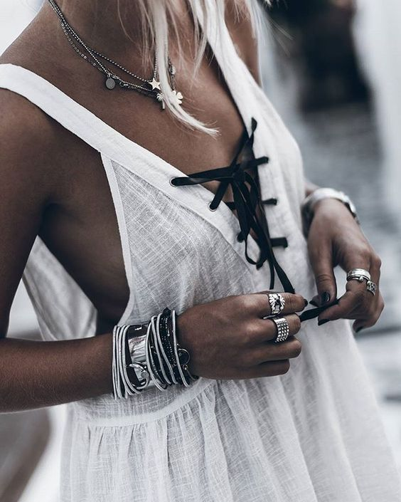 tie wedding dress casual black white