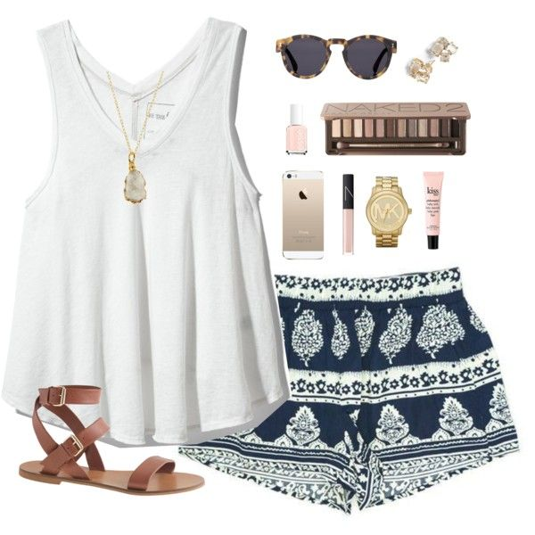 40 Best Polyvore Summer Outfit Ideas 20