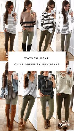 111 Best Olive pants outfit images | Olive pants, Olive pants .