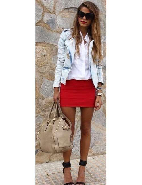 Denim Jackets For Women - 25 Cute Outfit Ideas in 2020 | Girls .