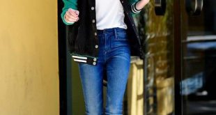 How to Wear Baseball Jacket for Women: Best Outfit Ideas - FMag.c