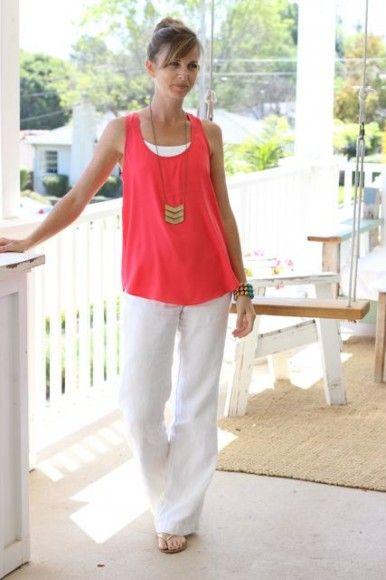 48 Best Linen pants images | Linen pants, Clothes, Sty