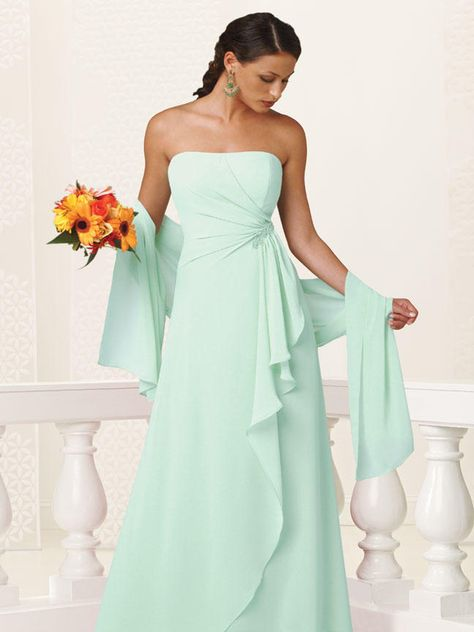 Jordan Bridesmaids 522 Jordan Bridesmaid Estelle's Dressy Dresses .