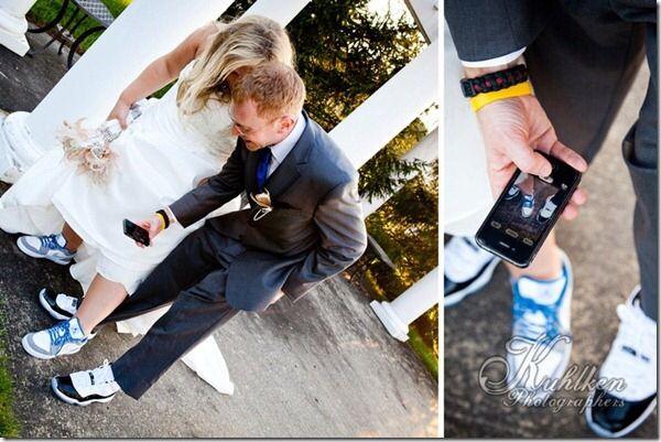 Air Jordan wedding | Sneakerhead weddi